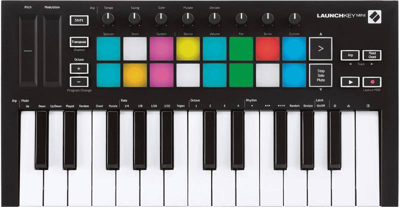 Novation Launchkey Mini MKIII - Image principale