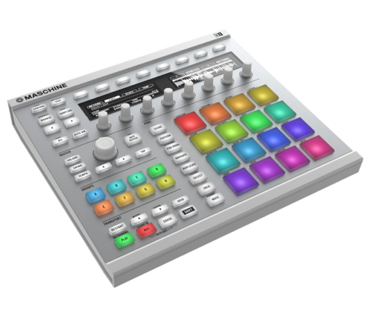 Native Instruments Maschine MK2 White - Image principale