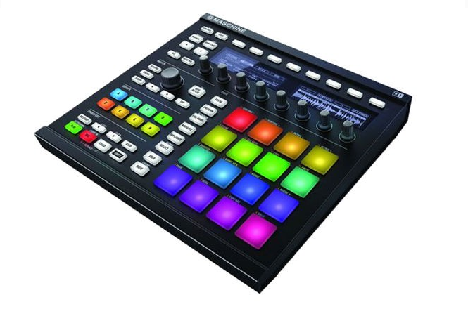 Native Instruments Maschine MK2 Black - Image principale
